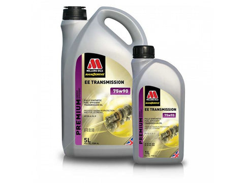 Millers EE 75w90 Transmission Oil