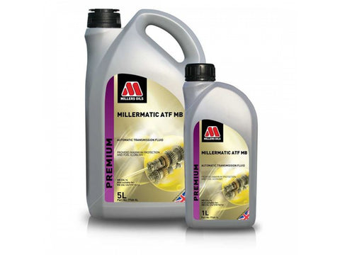 Millers Millermatic ATF MB Transmission Oil