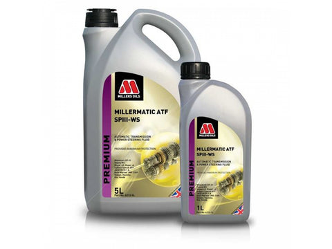 Millers Millermatic ATF SP III-WS Transmission Oil