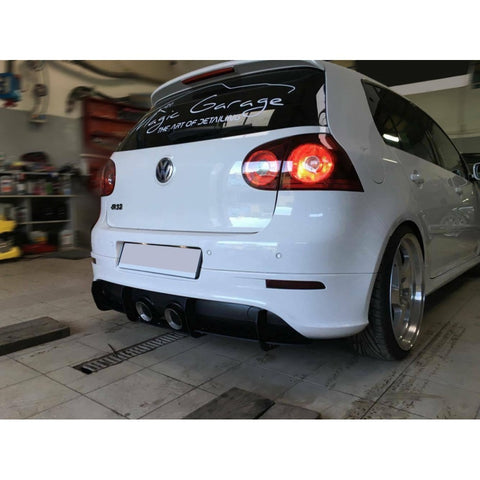 Rear diffuser Golf R32 (MK5)