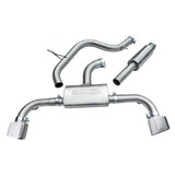 Seat Leon Cupra 280/290/300 (14-18) (Pre-GPF) Cat Back Performance Exhaust