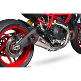 Ducati Monster 797 exhausts