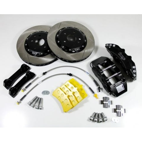 "Volkswagen/ Audi group. Forge Front Brake Kit - 356mm (18"" or larger wheels)"