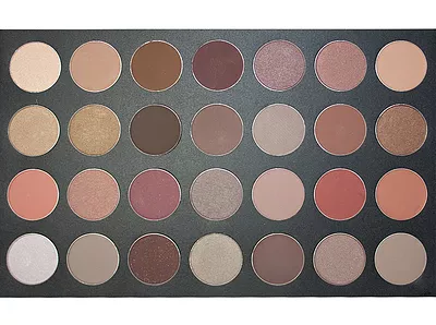 RAW AND EXPOSED - Filled Palette (28x) - Jonny Cosmetics