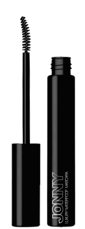 WATERPROOF LUXURY MASCARA - Black - Jonny Cosmetics