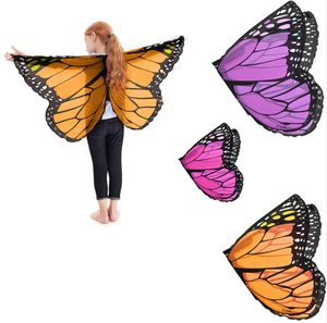 Kids' Butterfly Wings