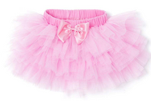 Infant/Toddler Chiffon 6-Layer Bowknot Tutu