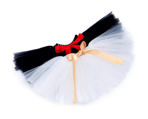 Mina + Willie Toddler Chiffon Bowknot Tutu - Simplicity Brands