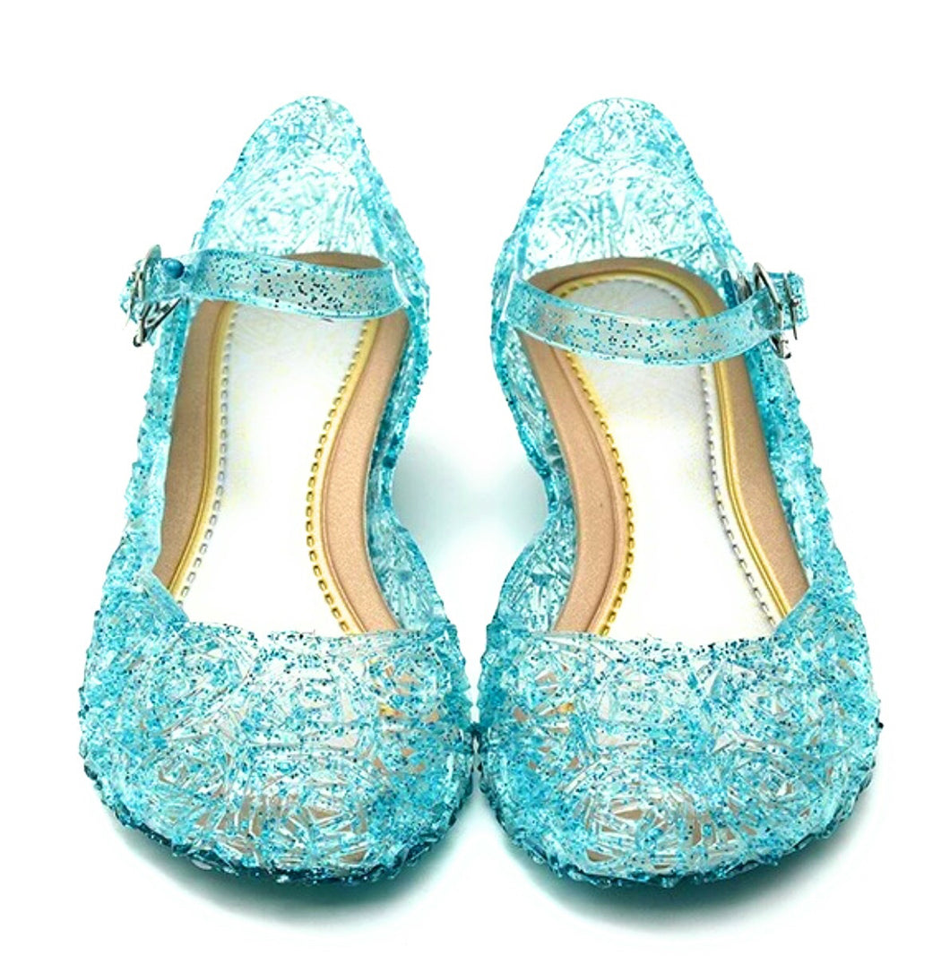 Girls Mary Jane Jelly Shoes