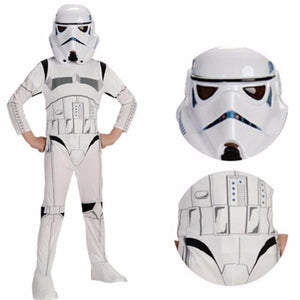 Star Wars Halloween Costumes: Storm Trooper, Darth Vader (Anakin Skywalker), Kylo Ren