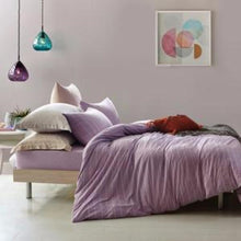 Stella Home Collection 100% Cotton Ultra Soft and Cozy Bedding Set - Includes Duvet Cover, Pillow Shams and Fitted Sheet