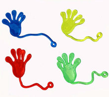 10-Piece Sticky Hands Party Favors / Piñata Fillers