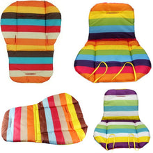rainbow stroller padded cushion padding
