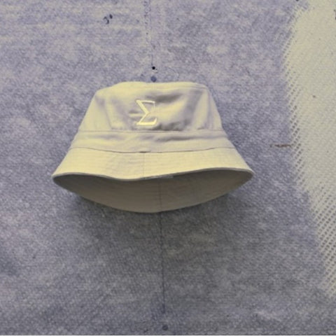 'M-7' Cream Bucket Hat