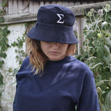'M-7' Navy Bucket Hat