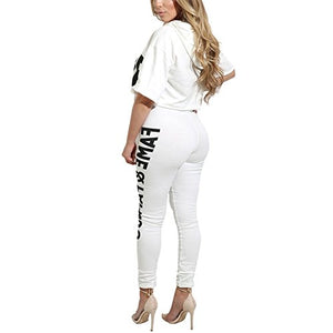 2 pc. Print Active Tracksuit Sweatsuits