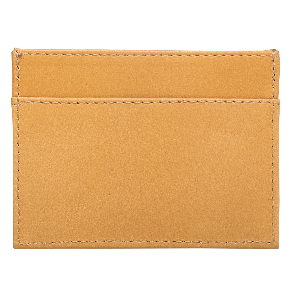 compact leather wallet for women