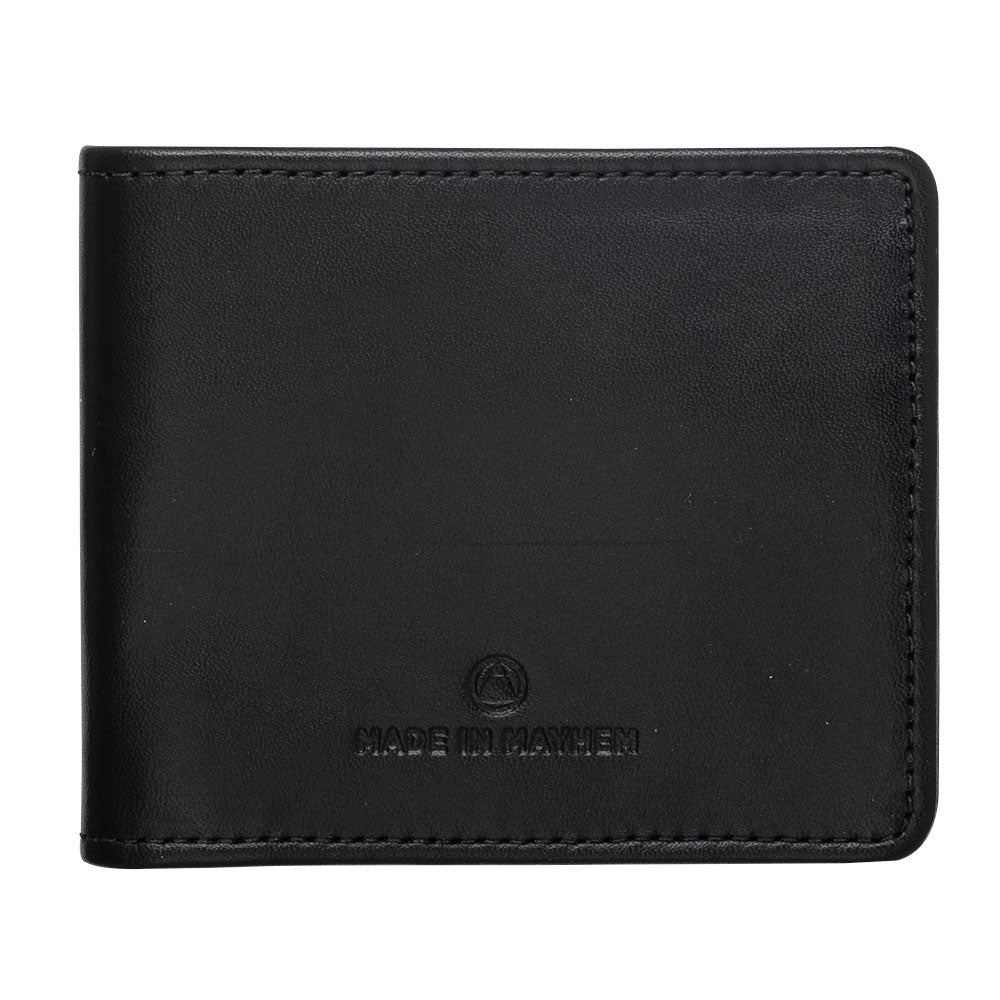 large leather wallet for men