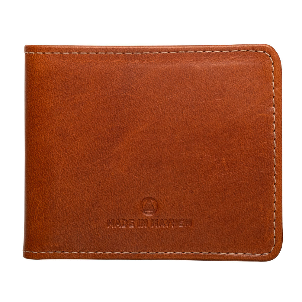 large bifold wallet for men