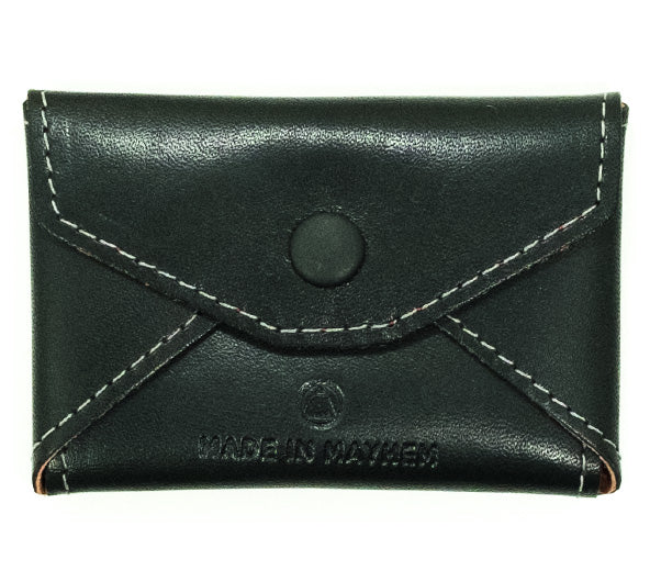 Monroe Jet Black - Made In Mayhem Business Card Holder