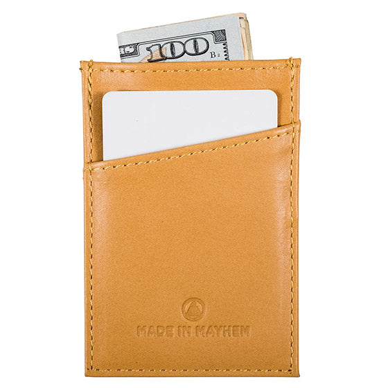 men's slim cardholder wallet