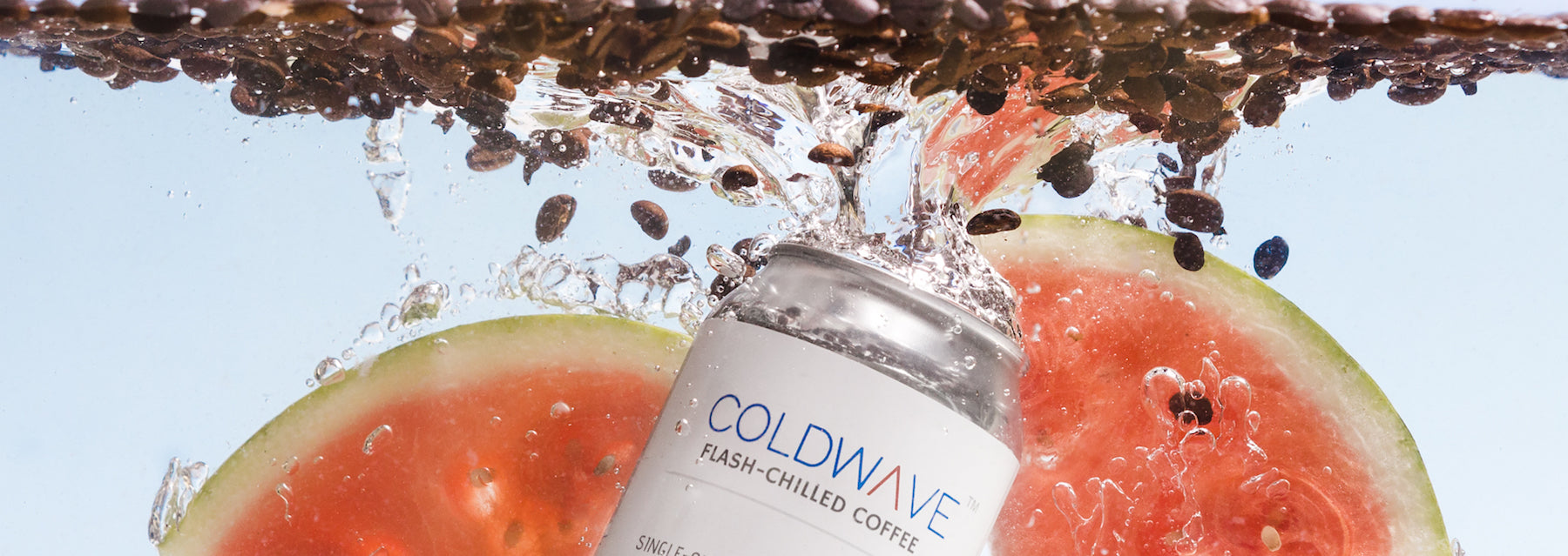 flash chilled coffee by coldwave
