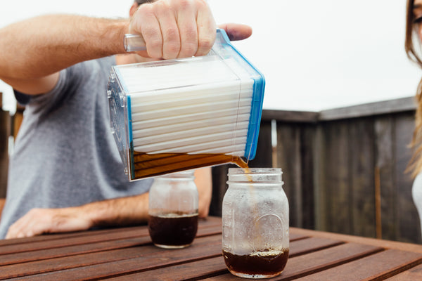 ColdWave: Iced-Coffee-Maker