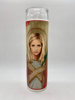 Buffy Candle