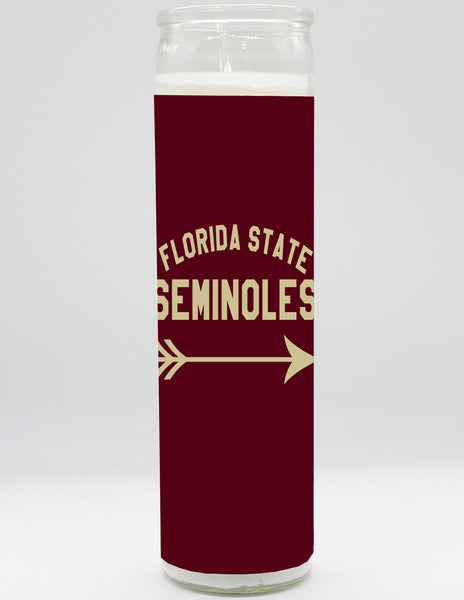 Florida State Candle