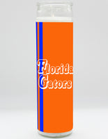Gators Candle