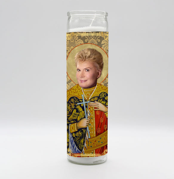 Walter Mercado Candle