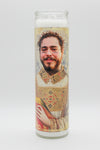 Post Malone Candle