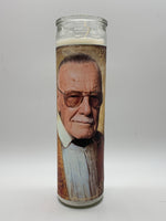 Stan Lee Candle
