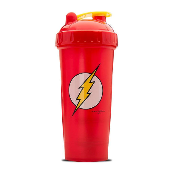 Perfect Shaker The Flash Hero Shaker Cup Bottle Large 28oz Dc Comics