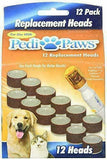 (3 Pack) 12 Pedipaws Replacement Filing Heads Dog Cat Nail Grinder