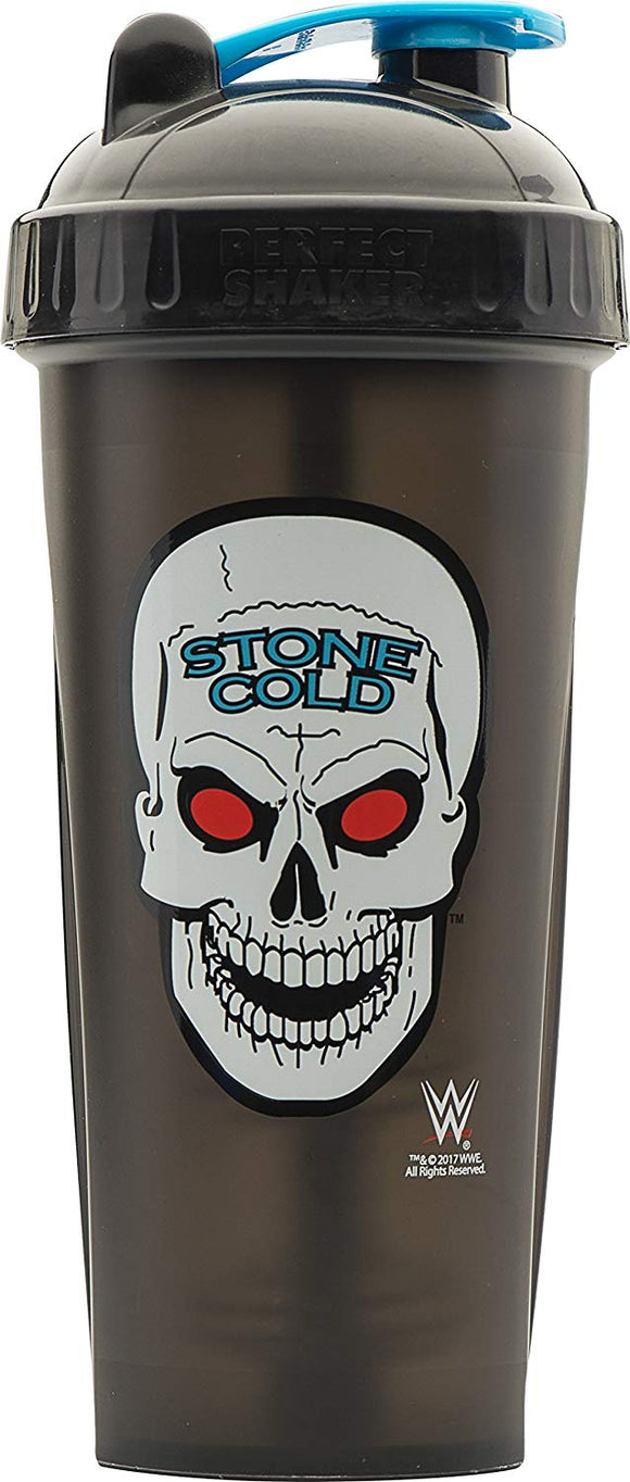 Perfect Shaker Stone Cold Steve Austin Bottle Black