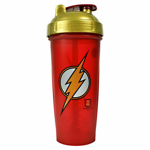 Perfect Shaker Justice League Flash Shaker Cup Bottle (28oz)