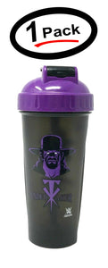 Perfect Shaker UNDERTAKER Blender Cup Bottle LARGE 28 oz WWE MIXER New