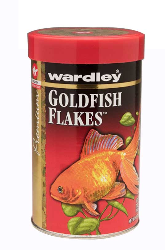 Wardley Goldfish Flakes Food 6.8 oz