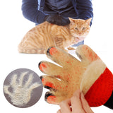 Grooming Glove for Cats Gloves Comb for Animals Hair Remover