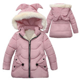 Autumn Winter Warm Jackets For Girls