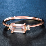 Rings for Women Natural Engagement Ring set Fine Jewelry