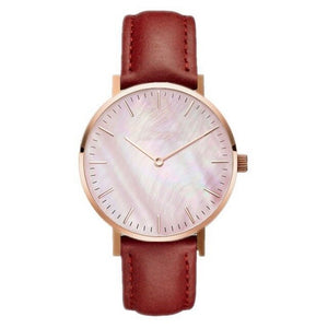 Fashion Women Quartz watches Men's Clock Male Gift