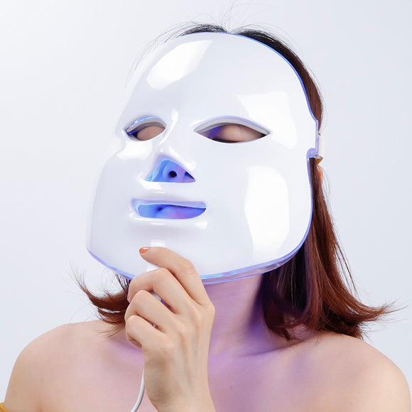Facial LED Beauty Mask Wrinkle Removal Electric Device