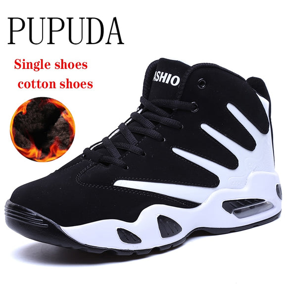 Winter Shoes Men Comfy Sneakers Sport Shoes
