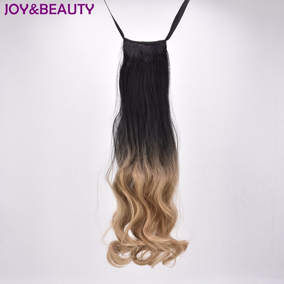Synthetic Hair Claw 22inch Pony Tail Ponytail Heat Resistant For Women Wig