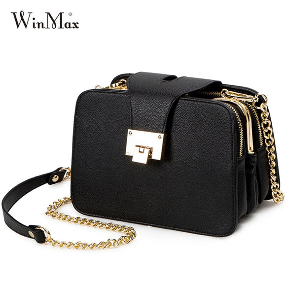 Women  Fashion Chain Shoulder Bags