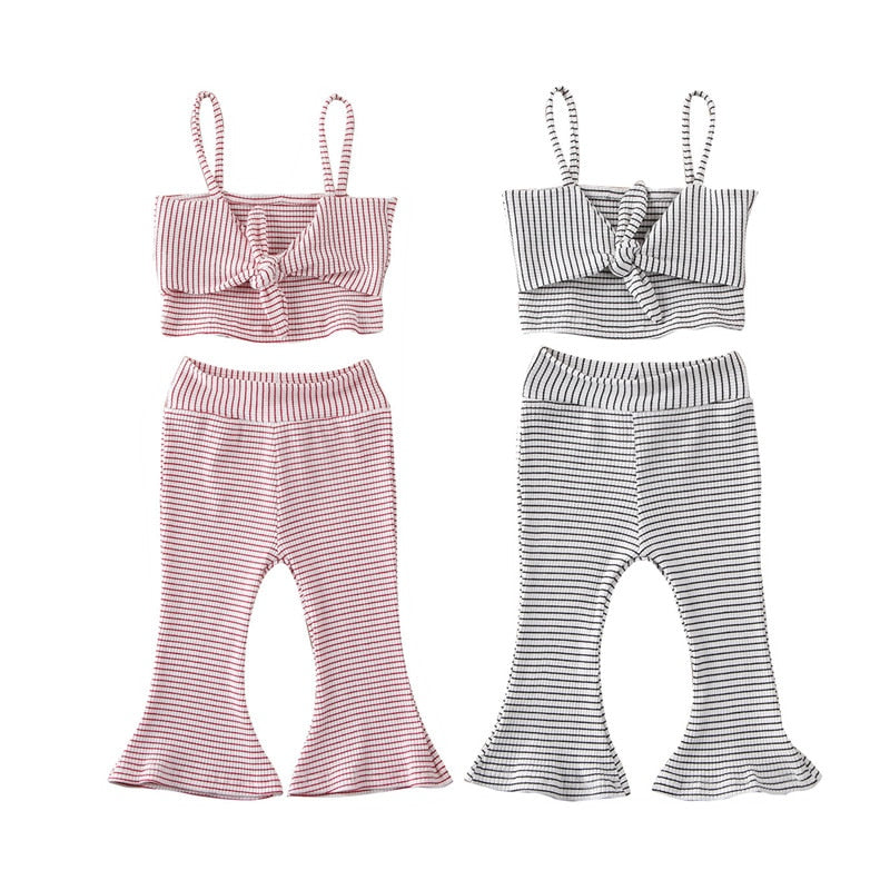 Concise Pattern Shirts Cotton Graphic for Kids T Shirts Little Girl and Ragdoll