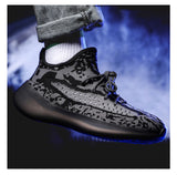Light Casual Summer Mesh Sneaker Air Shoes Men's Camouflage Shoes
