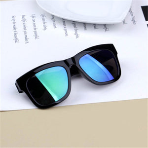 Children sunglasses square kids Sunglasses Square goggles
